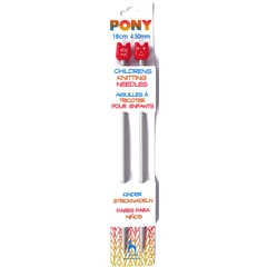 pony-childrens-knitting-needles-18cm-450mm